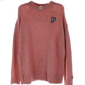 Pink Victoria's Secret Knit Sweater NWT